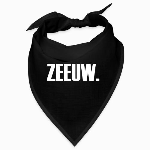 ZEEUW - Lekker Zeeuws - Bandana