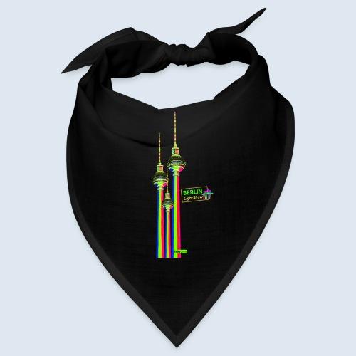 Fernsehturm Berlin PopArt ickeshop BachBilder - Bandana