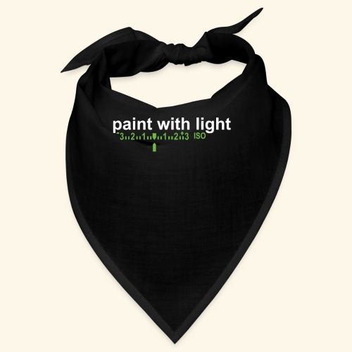 paint with light - Bandana