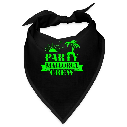 Mallorca PARTY Crew - Bandana