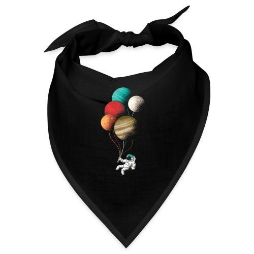 Astronaut balloons - Bandana