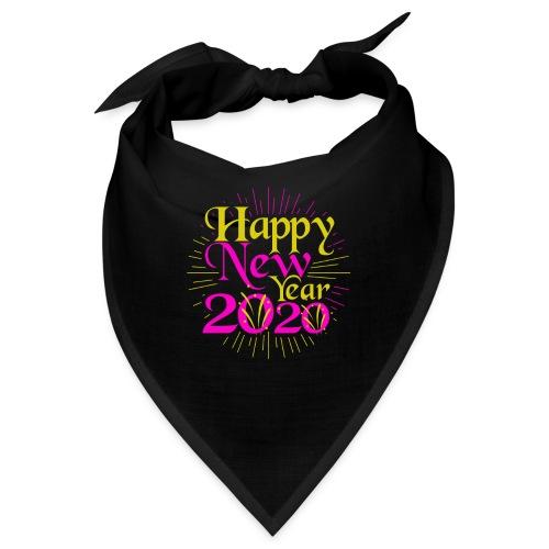Happy New Year 2020 - Bandana