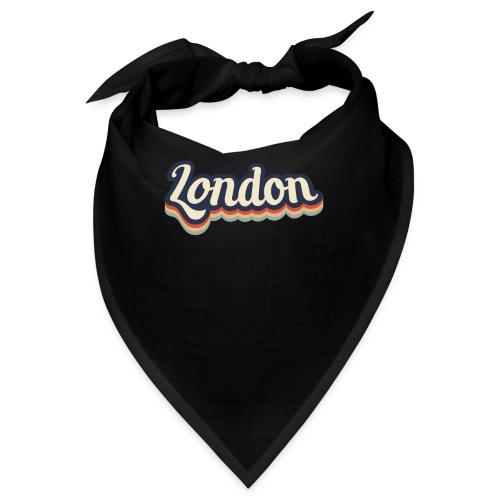 Vintage London Souvenir - Retro London - Bandana