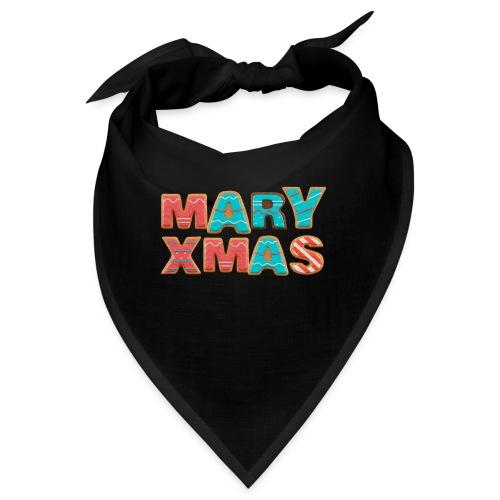 Mary Xmas - Maria Weihnachtsgeschenk - Bandana