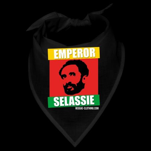 EMPORER SELASSIE red gold green - Bandana