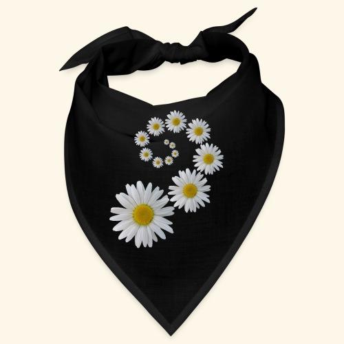 Margeriten Blume, Blumen, Blüte, floral, blumig - Bandana