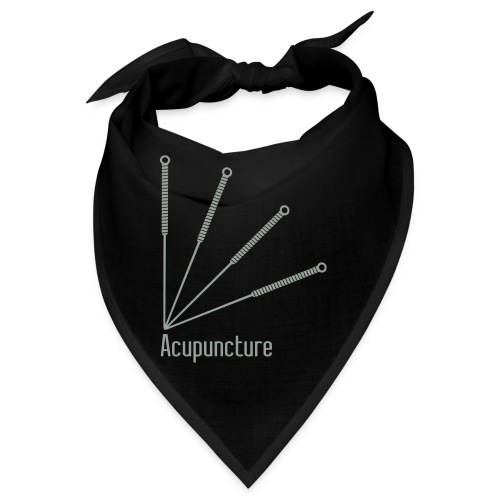 Acupuncture Eventail vect - Bandana