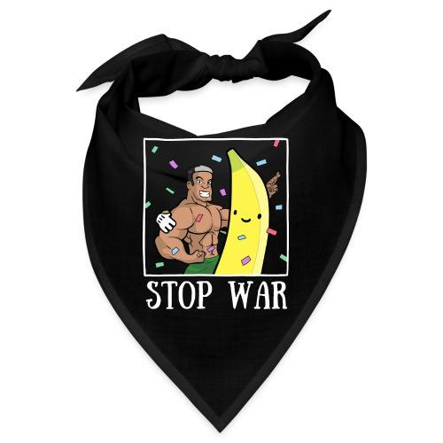 Stop War Banane Musculation - Bandana