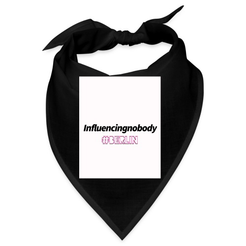 Influencingnobody Berlin - Bandana