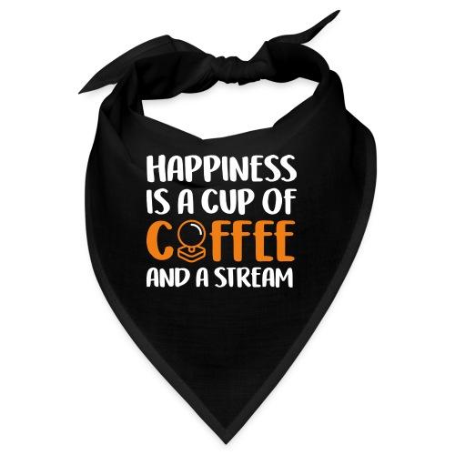 Tshirt coffee - Bandana