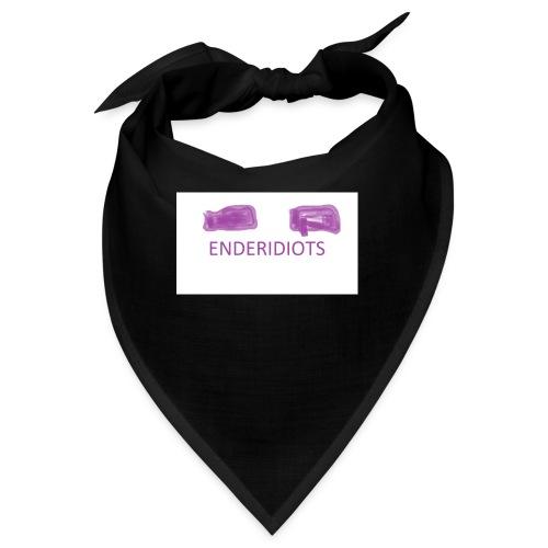 enderproductions enderidiots design - Bandana