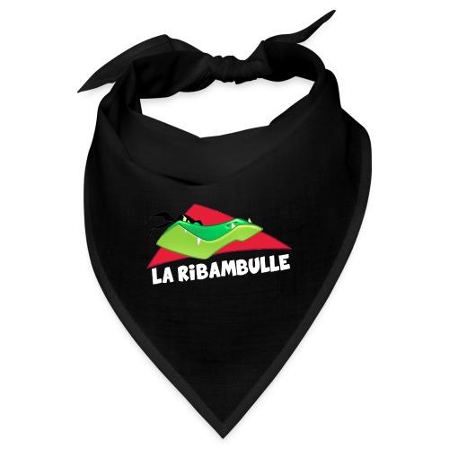 laRibambulle logoHD blanc png - Bandana