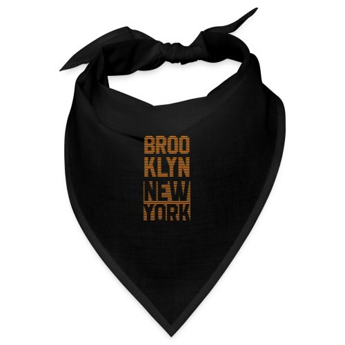 Brooklyn New York - Bandana