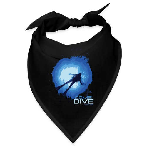 Come and dive with me - Bandana