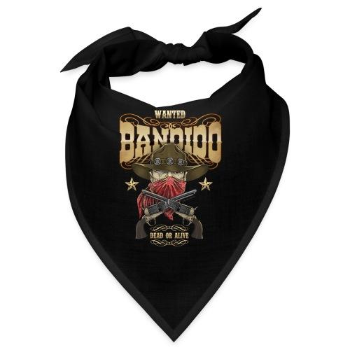 bandido negra - Bandana