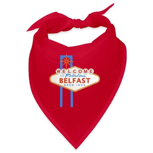 Belfast - Vegas sign - Bandana