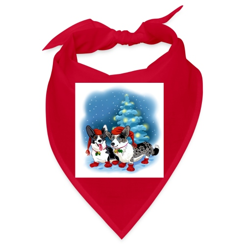 CORGI CHRISTMAS - Bandana