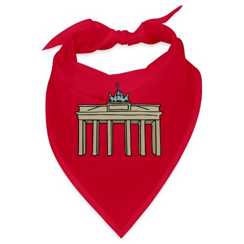 Brama Brandenburska BERLIN c - Bandana