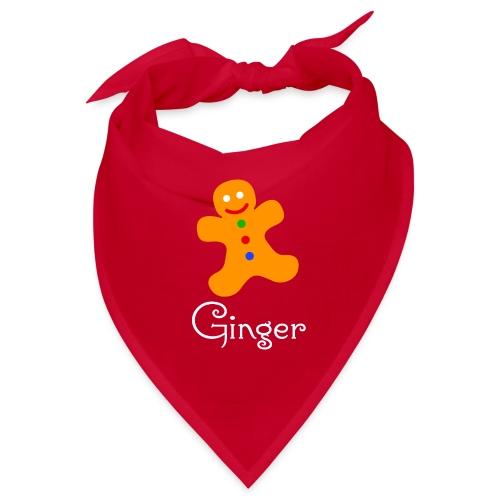 Gingerbread Man - Bandana