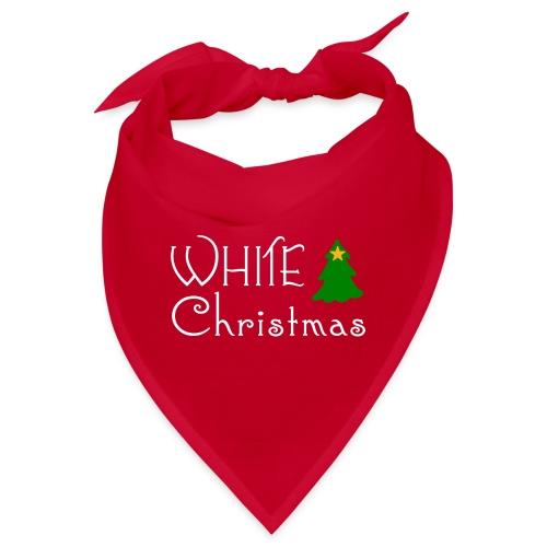 White Christmas - Bandana
