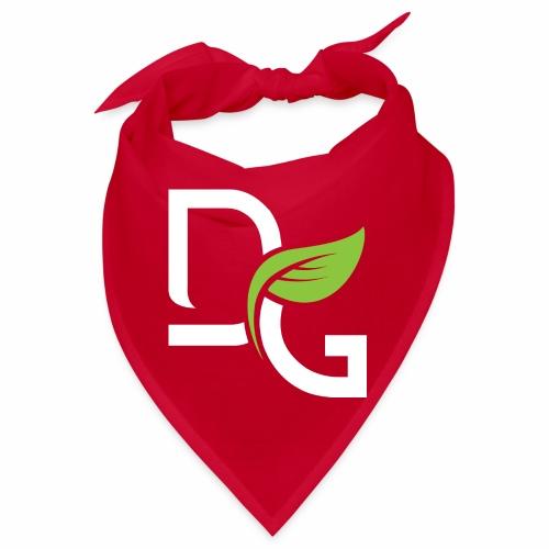 DrGreen Logo Symbol weiss grün - Bandana