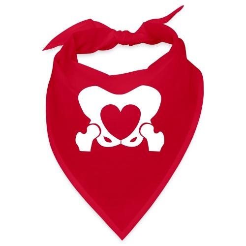 Love Your Hips Logo - Bandana