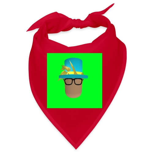 MrWhatWhat Logo Merch - Bandana