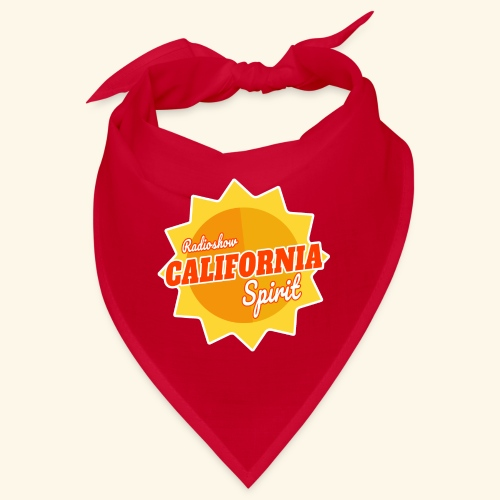 California Spirit Radioshow - Bandana