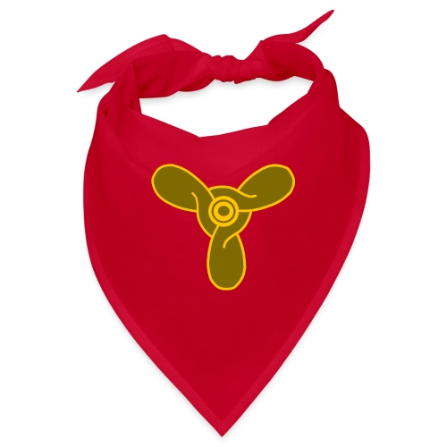 Posh Stoker Badge - Bandana
