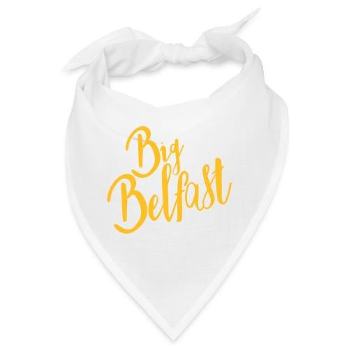 Big Belfast Choir Yellow white - Bandana