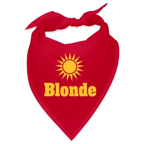 Blonde - Bandana