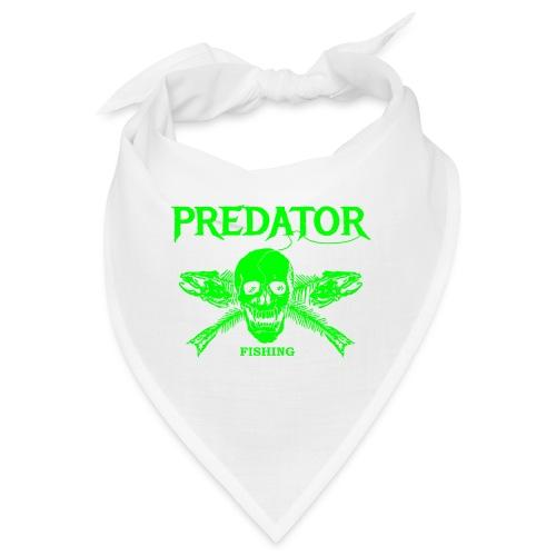 Predator fishing green - Bandana