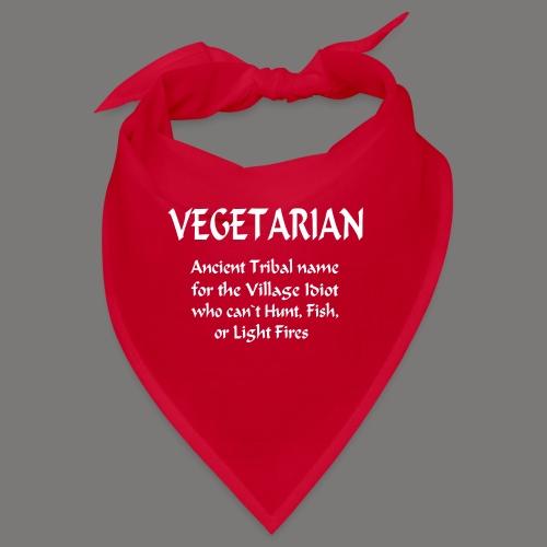 Vegetarian Ancient Name For...... - Bandana