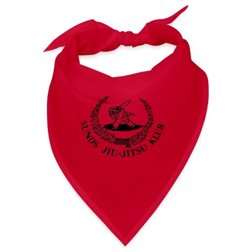 Sunds jiu-jitsuklub - logo foran - Bandana
