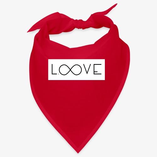 LOOVE Box Logo (SS18) - Bandana