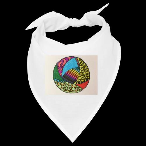 circle corlor - Bandana