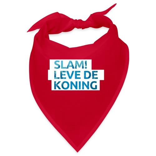 Slam leve de koning! - Bandana