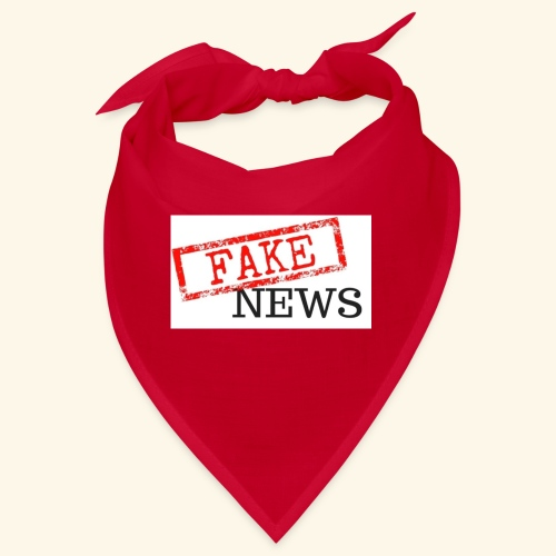 fake news - Bandana