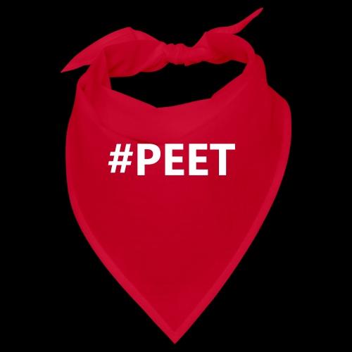 #PEET NO BOX - Bandana
