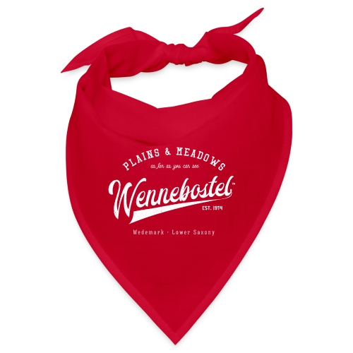 Wennebostel Retroshirt - Bandana