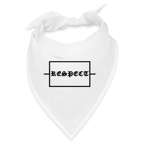 Widerstand für RESPECT - Bandana