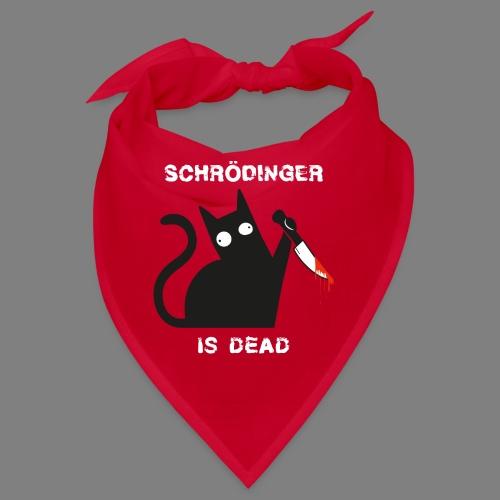 Schrödinger is dead - Bandana