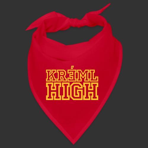 Kreml High - Snusnäsduk