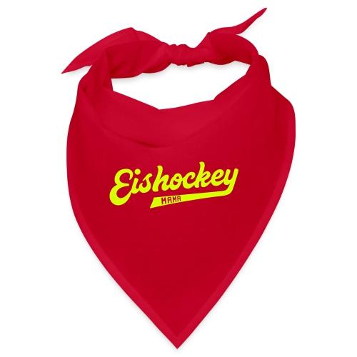 Eishockey Mama, Hockey Mum Sports Style Text - Bandana