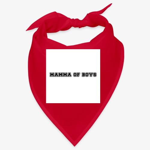 TSHIRT MAMMA OF BOYS - Bandana