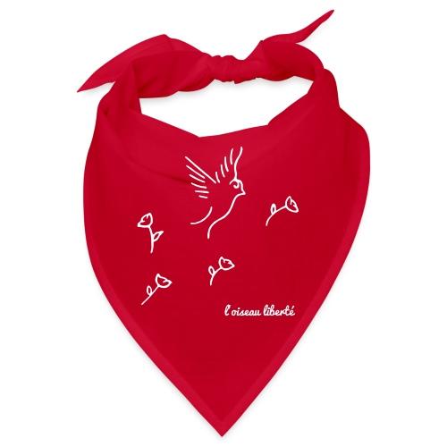 L'oiseau liberté (version light) - Bandana