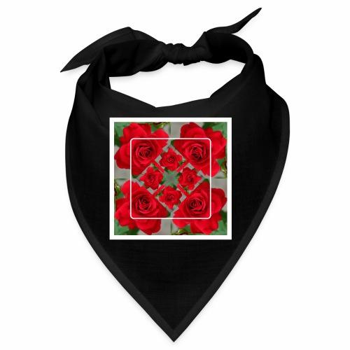 Rose Design - Bandana