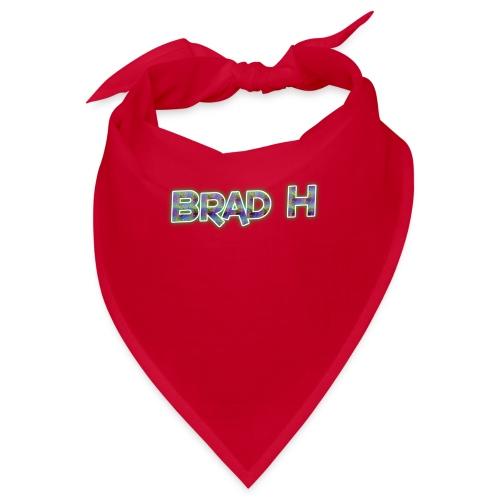 Official Brad H Logo - Bandana
