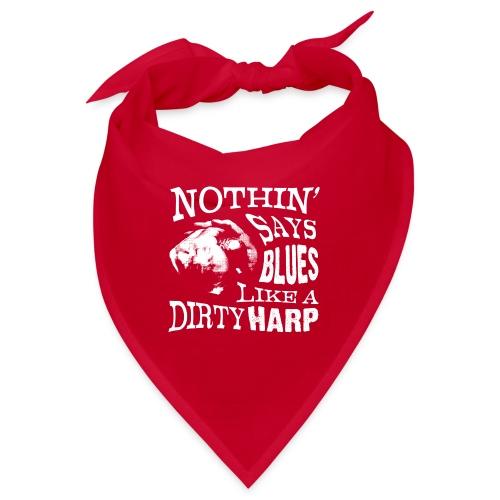 Nothin' Say Blues Like a Dirty Harp #2 - Bandana