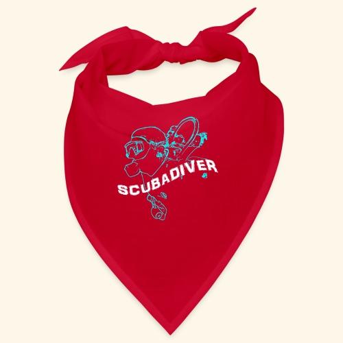 ScubaDiverShirt001 - Bandana
